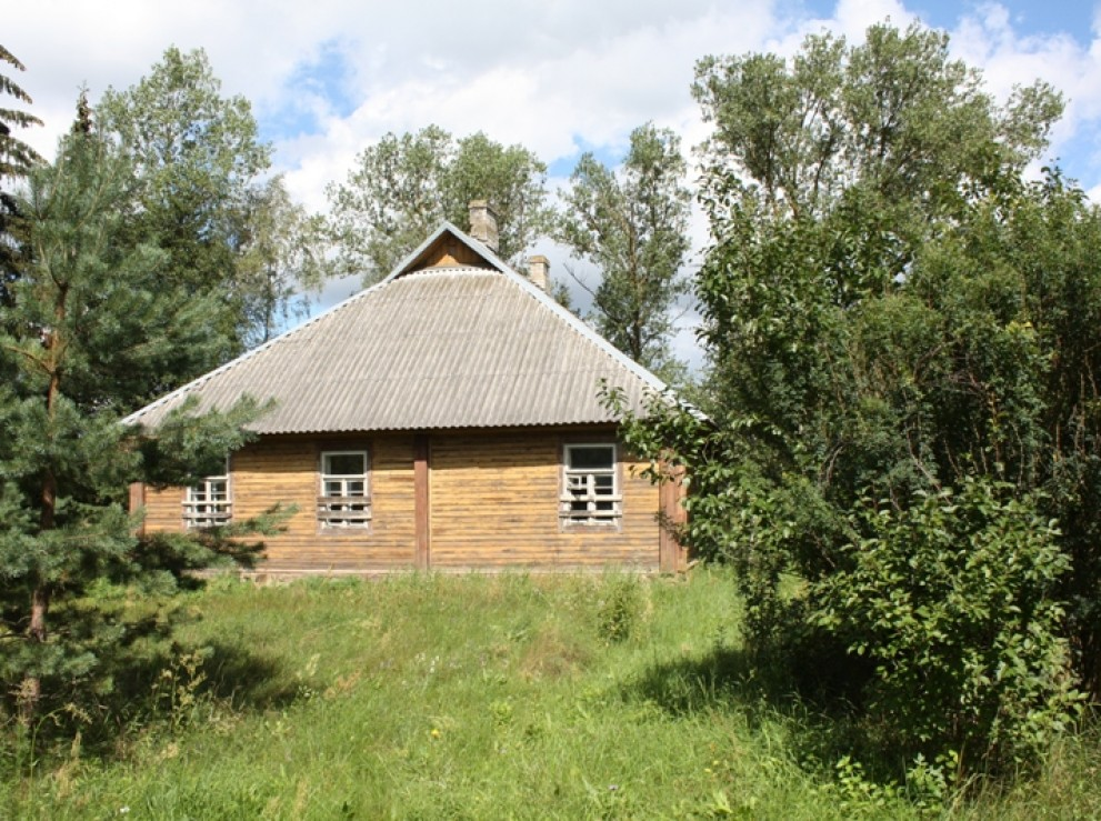 PREMISES FOR RURAL TOURISM IN THE VILLAGE SENAS STRŪNAITIS/Old Strunaitis, SVENCIONIU REGION
